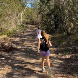 Places to exercise in the Hills | COVID-19