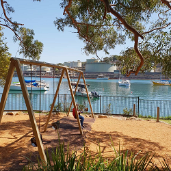 Explore | Berry Island Reserve Wollstonecraft