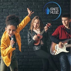 Free trial lesson with Ignite Music Dural