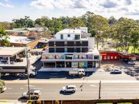Conveniently located on Pennant Hills Road
