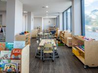 Purpose-built spaces