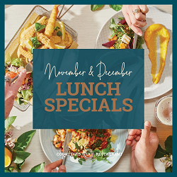 Lunch specials at Castle Hill RSL