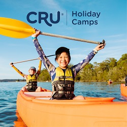 CRU holiday camps – 29 amazing experiences to choose from!