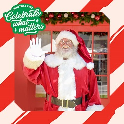 Book your Santa photo at Rouse Hill Town Centre