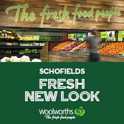 Woolworths Schofields unveils a fresh new look