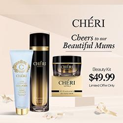 Limited Offer: Cheri Beauty Kit