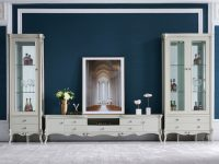 Antoinette Display Cabinets & TV Unit