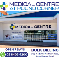 Medical Centre At Round Corner is now open!