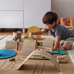 10 easy craft ideas with a cardboard box