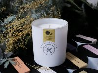 SophistiKate Coconut and Lime Soy Wax Candle