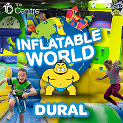 Inflatable World opening in Dural!