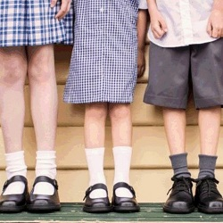 Do your school shoes fit?