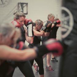 Punch Love Women's Boxing Fitness opening in Castle Hill!